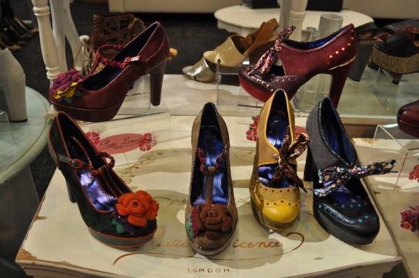Модная обувь весна-лето 2012 - 21