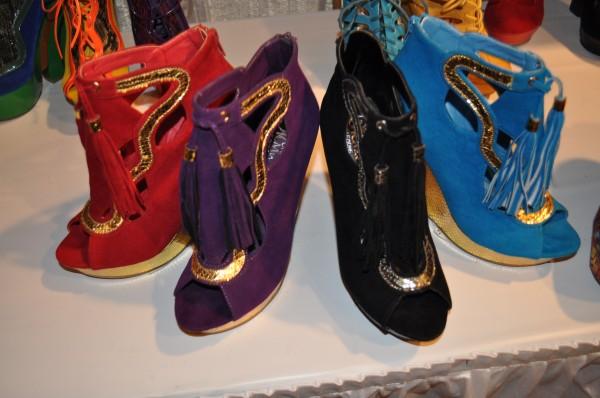 Модная обувь весна-лето 2012 - 22
