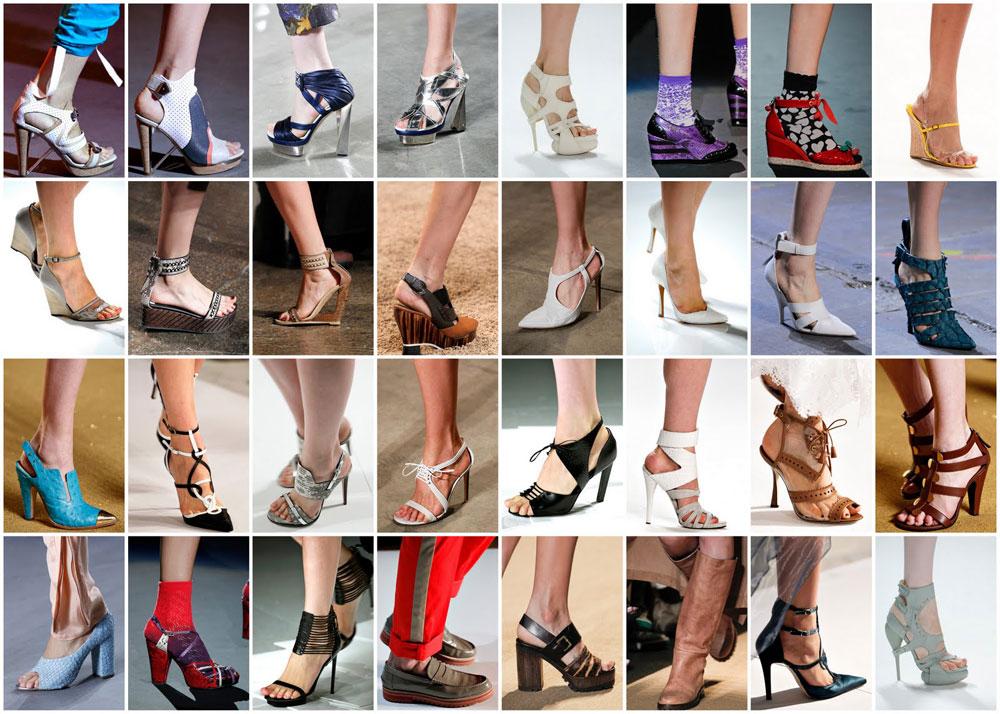 Модная обувь весна-лето 2012 - 8