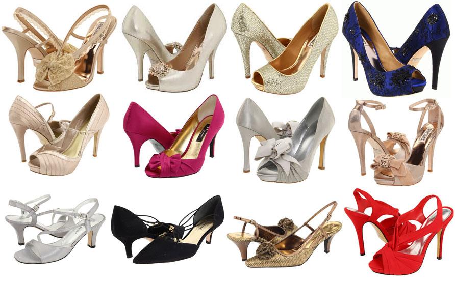 Модная обувь весна-лето 2012 - 16
