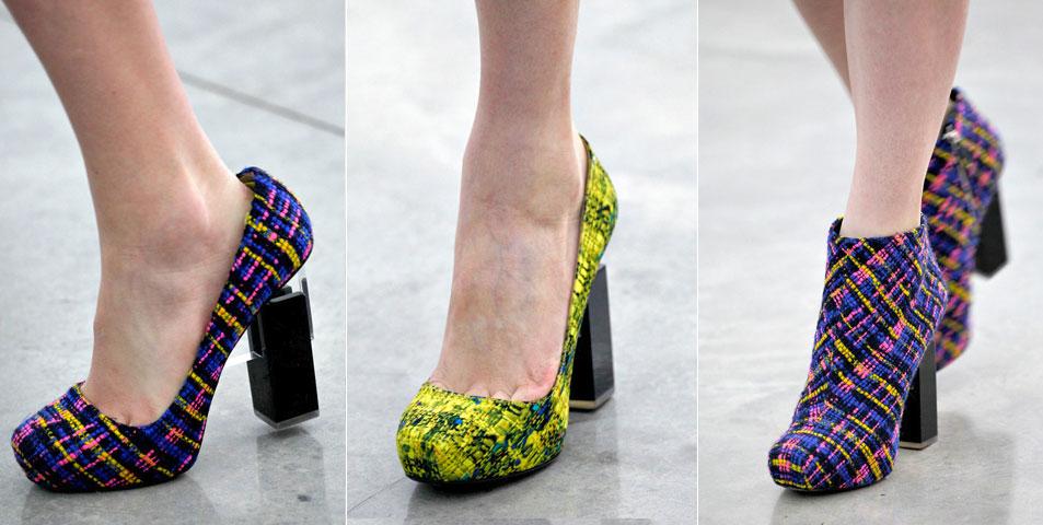 Модная обувь весна-лето 2012 - 19