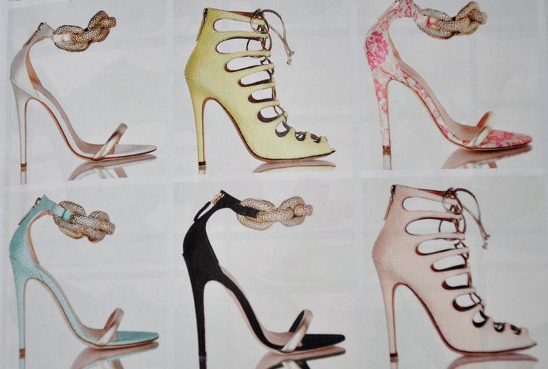 Модная обувь весна-лето 2012 - 24