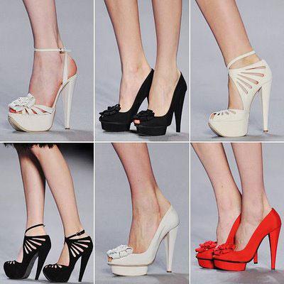 Модная обувь весна-лето 2012 - 27