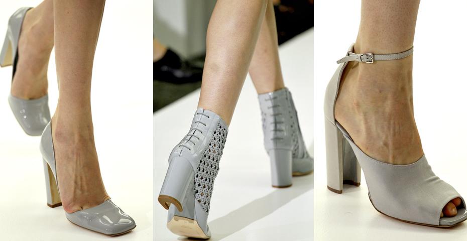 Модная обувь весна-лето 2012 - 3