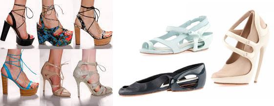 Модная обувь весна-лето 2012 - 25