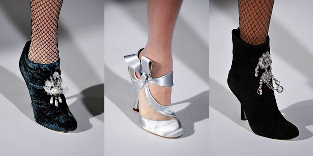 Модная обувь весна-лето 2012 - 11