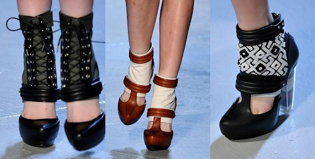 Модная обувь весна-лето 2012 - 12