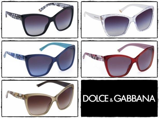 Модные очки 2012 года Dolce&Gabbana