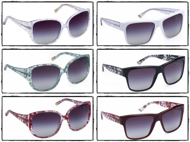 Модные очки 2012 года Dolce&Gabbana 2