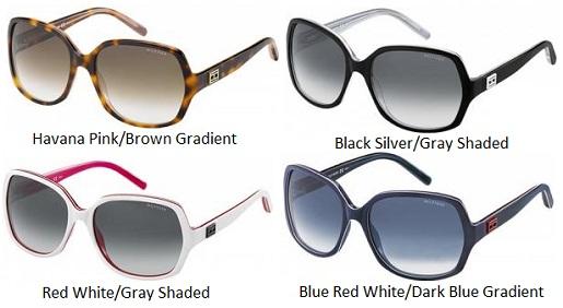 Модные очки 2012 годаTommy Hilfiger 2