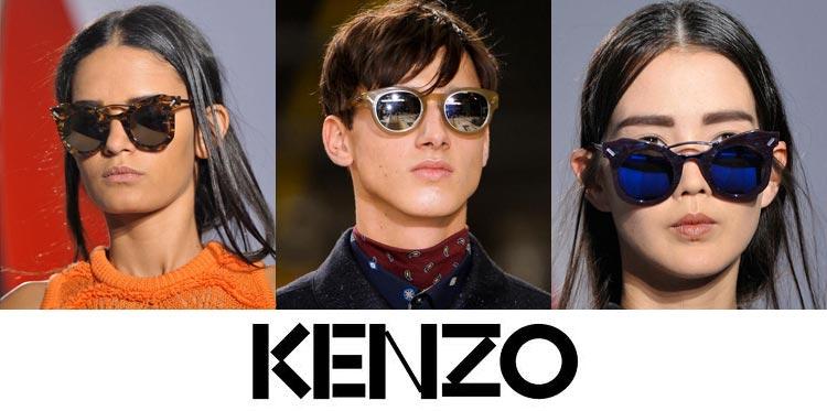Модные очки 2012 года Kenzo