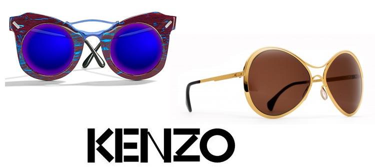 Модные очки 2012 года Kenzo 2