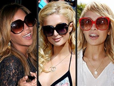 Модные очки 2012 года
