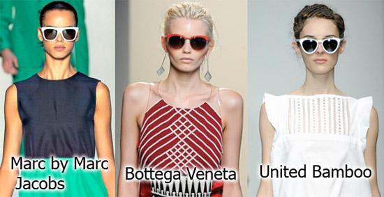 Модные очки 2012 года 3