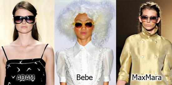 Модные очки 2012 года 10