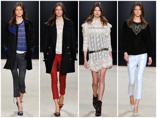 Модные брюки 2012 - 10