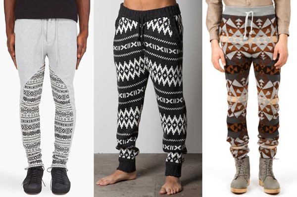Модные брюки 2012 - 17