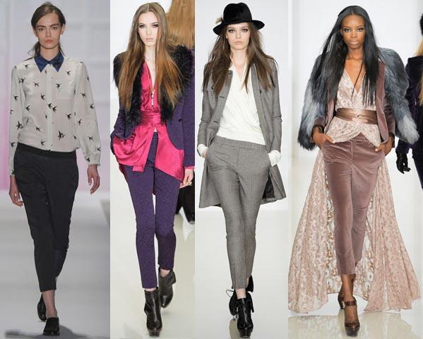 Модные брюки 2012 - 6