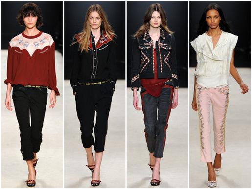 Модные брюки 2012 - 11