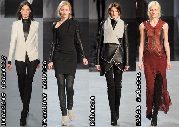 Модные брюки 2012 - 5