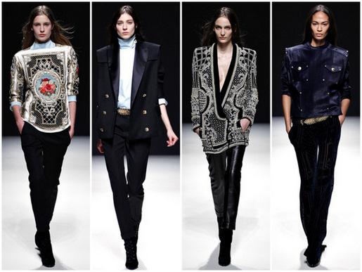 Модные брюки 2012 - 13