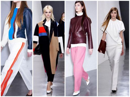 Модные брюки 2012 - 9