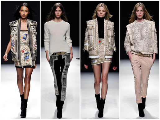 Модные брюки 2012 - 7