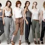 Модные брюки 2012