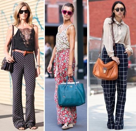 Модные брюки 2012 - 8