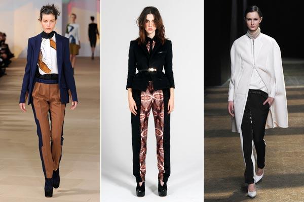 Модные брюки 2012 - 15