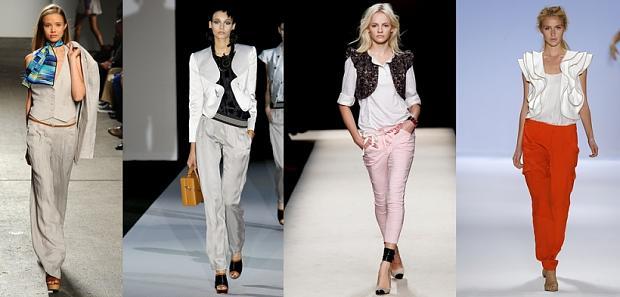 Модные брюки 2012 - 2