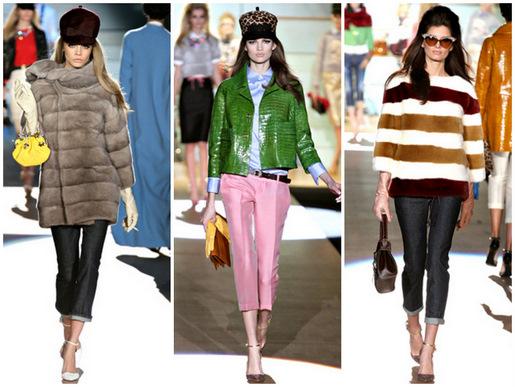 Модные брюки 2012 - 18