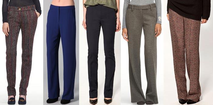 Модные брюки 2012 - 1