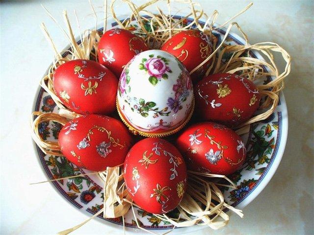 Пасхальні яйця - писанки