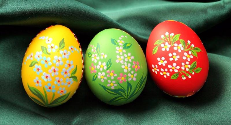 Полезные советы по созданию пасхальных яиц