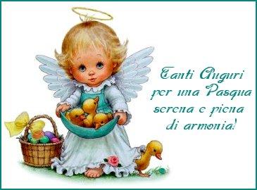 Поздравления с Пасхой на итальянском языке