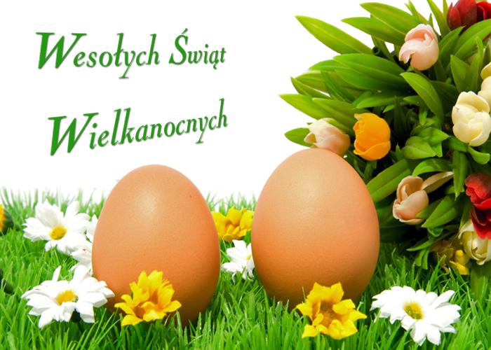 Поздравления с Пасхой на польском языке