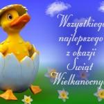 Поздравления с Пасхой на польском