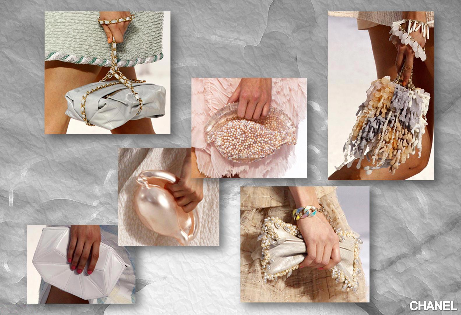 Сумки Chanel весна-лето 2012 - 3