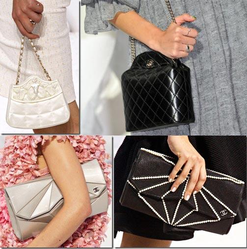 Сумки Chanel весна-лето 2012 - 2