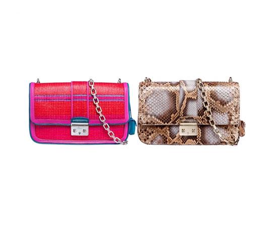 Сумки Christian Dior весна-лето 2012 - 3