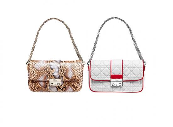 Сумки Christian Dior весна-лето 2012 - 4