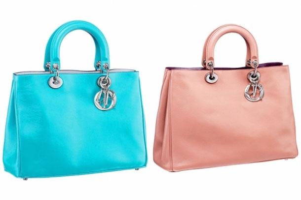 Сумки Christian Dior весна-лето 2012 - 5