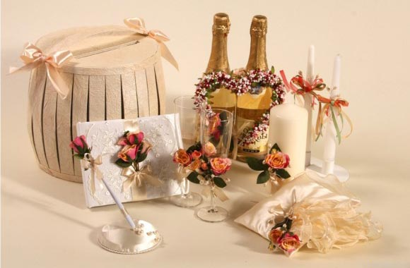 Свадебные бокалы 1