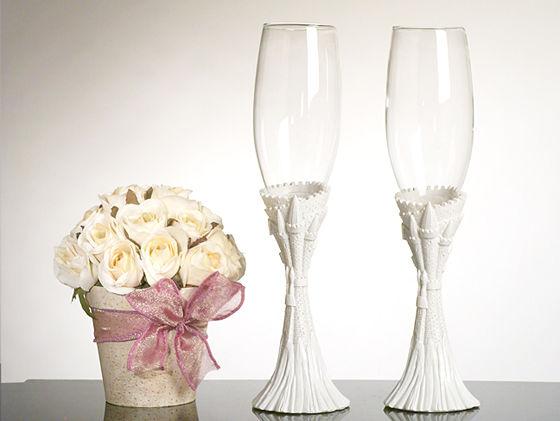 Свадебные бокалы 5