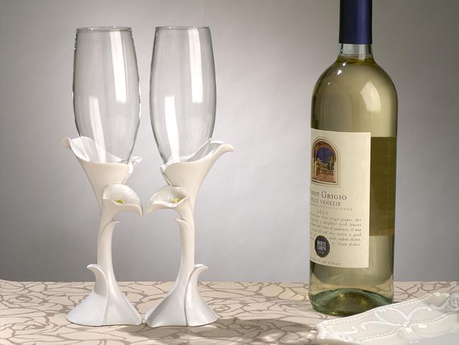 Свадебные бокалы 6