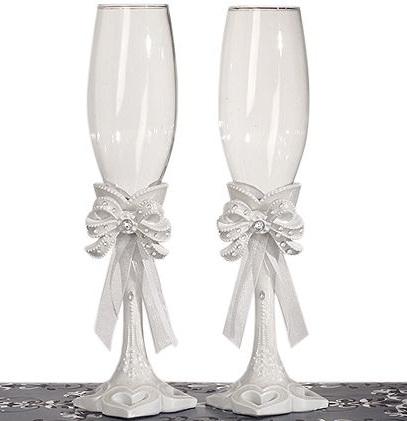 Свадебные бокалы 20