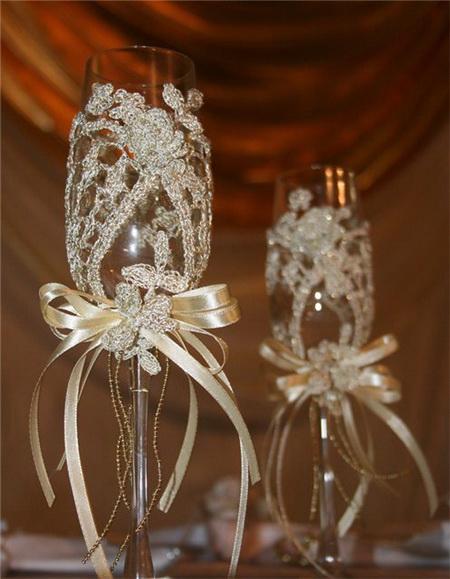 Свадебные бокалы 23
