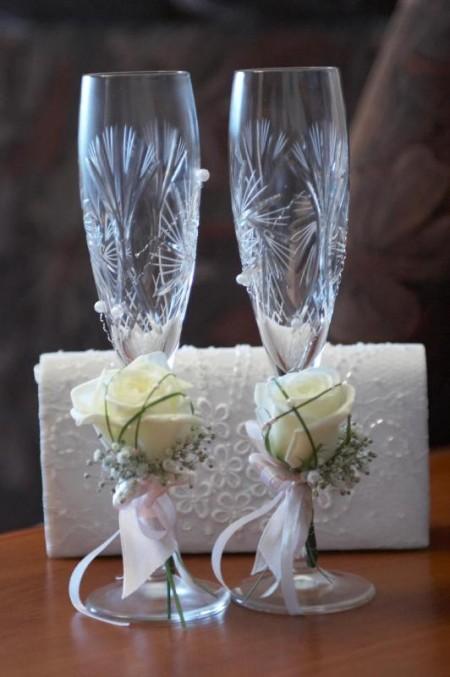 Свадебные бокалы 53