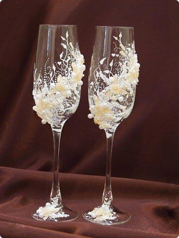 Свадебные бокалы 63